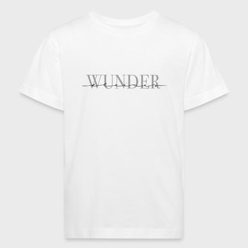 Kleines Wunder – Baby Kollektion - Kinder Bio-T-Shirt