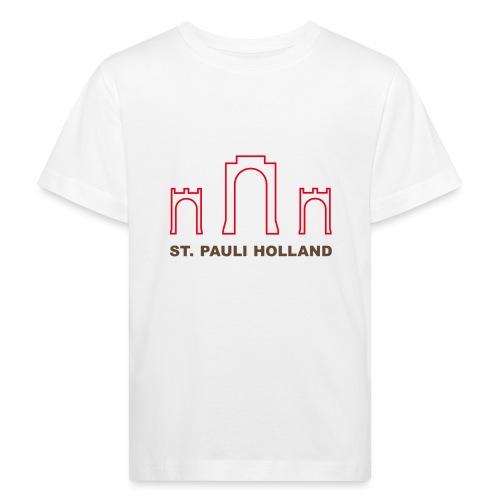 2019 st pauli nl t shirt millerntor 2 - Kinderen Bio-T-shirt