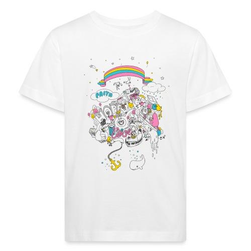 FHL Wimmelshirt VAR1 3000 - Kinder Bio-T-Shirt