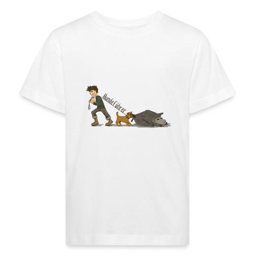 Hundeführer - Kinder Bio-T-Shirt