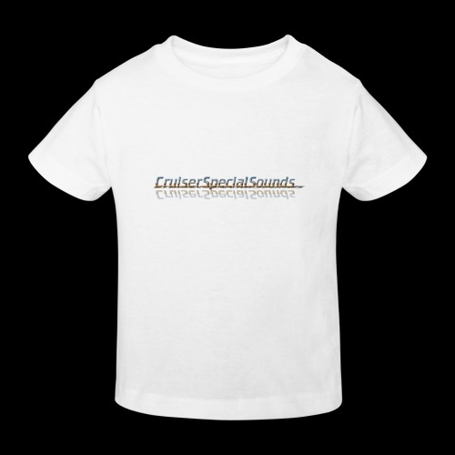 cruiserspecialsounds - Kinder Bio-T-Shirt