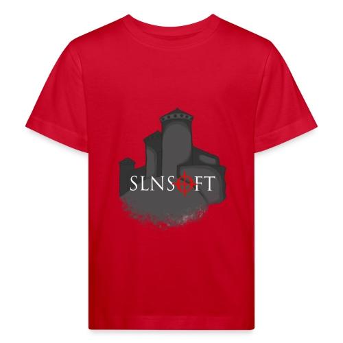 slnsoft - Lasten luonnonmukainen t-paita