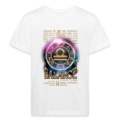 BALANCE - T-shirt bio Enfant