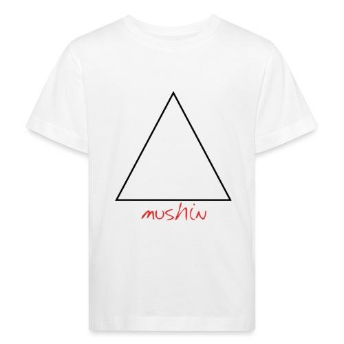 musin triangle - Kids' Organic T-Shirt