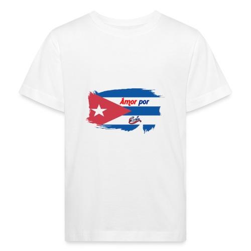 Amor Por Cuba - Maglietta ecologica per bambini