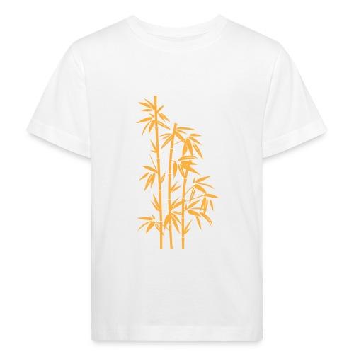 Giallo Dafne 01 - Maglietta ecologica per bambini