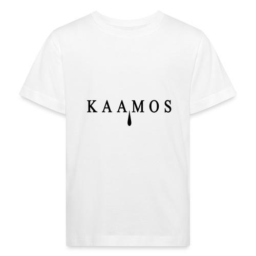 kaamos teksti png - Lasten luonnonmukainen t-paita