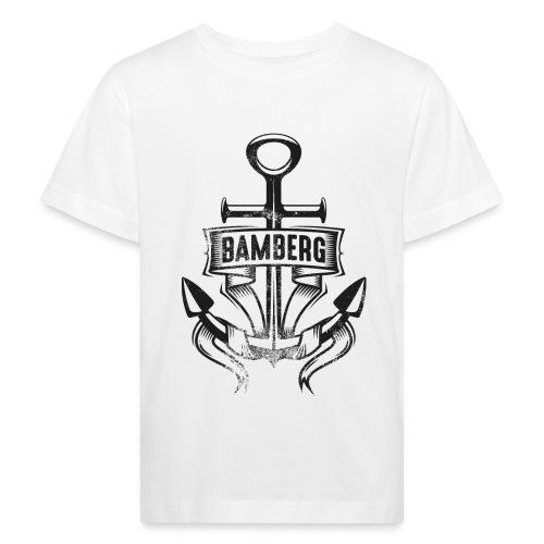 Anker w png - Kinder Bio-T-Shirt