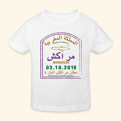 marrakeche - T-shirt bio Enfant