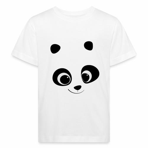 mirada de ternura - Camiseta ecológica niño