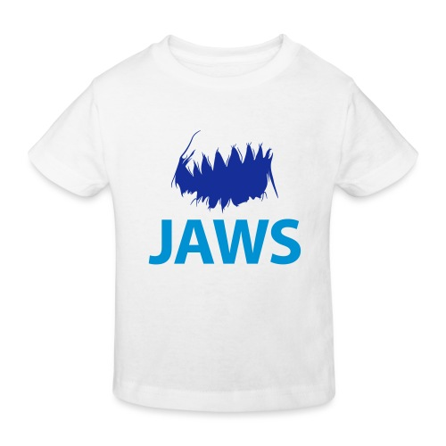 Jaws Dangerous T-Shirt - Kids' Organic T-Shirt
