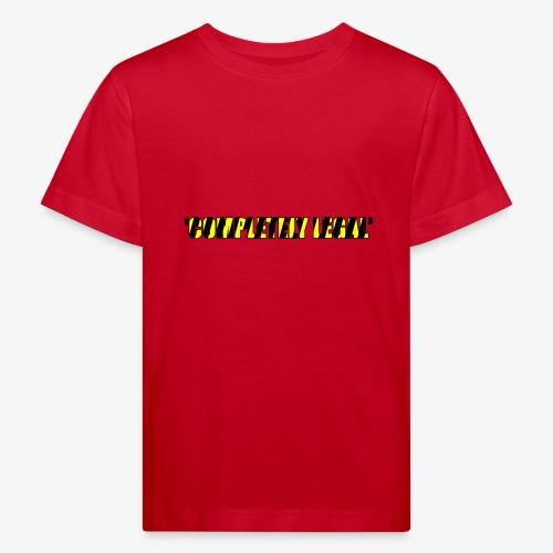 Hoodie Completely Legal - Kids' Organic T-Shirt
