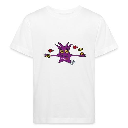 Hug me Monsters - Every little monster needs a hug - Kids' Organic T-Shirt