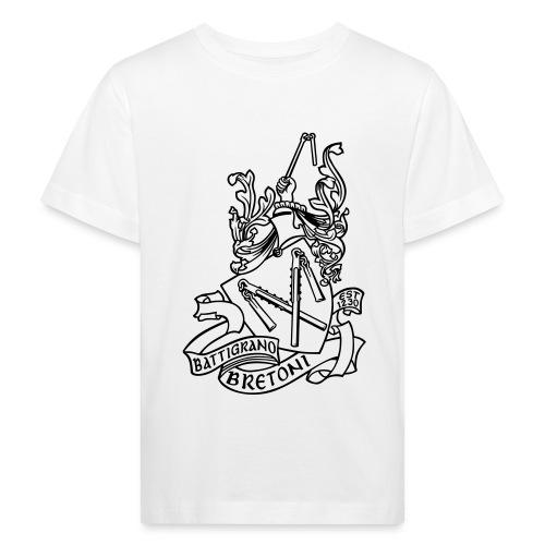 BATTIGRANO - Maglietta ecologica per bambini