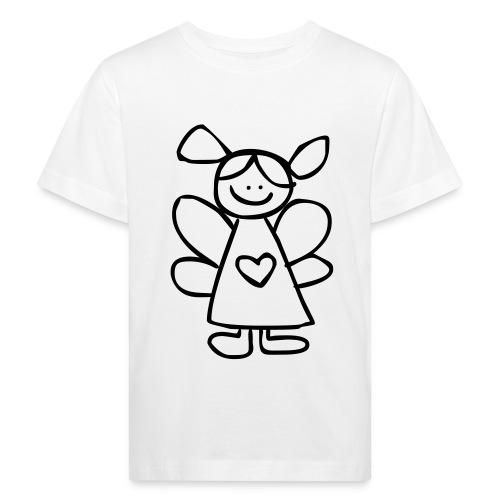 belinda's engeltje - Kinderen Bio-T-shirt