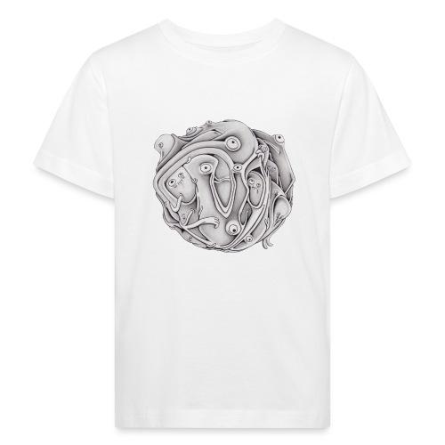 Sphere 3 - Kids' Organic T-Shirt