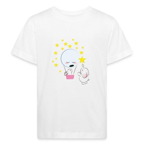 Bella en Kia   Zensitivity - Kinderen Bio-T-shirt