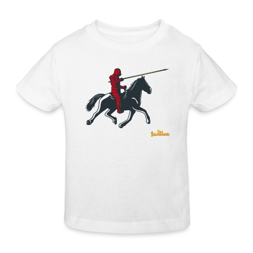 Teenager Premium T-Shirt - Ritter - Kinder Bio-T-Shirt