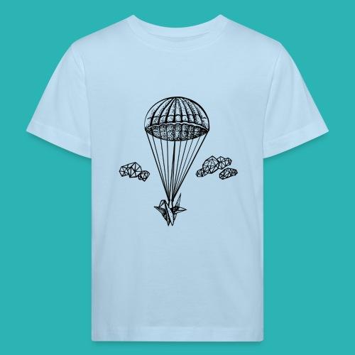 Veleggiare_o_precipitare-png - Maglietta ecologica per bambini