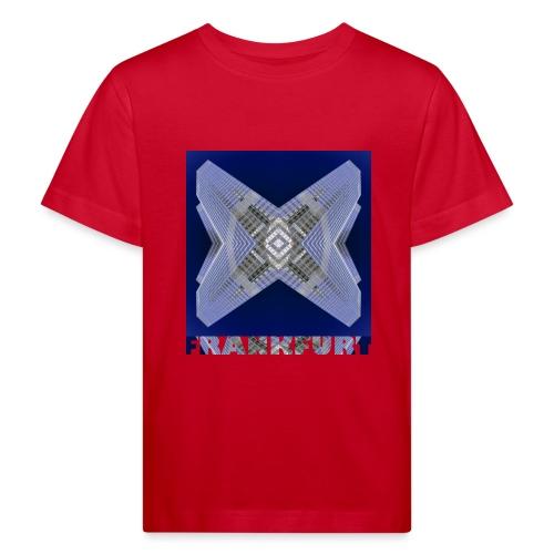 Frankfurt #4 - Kinder Bio-T-Shirt