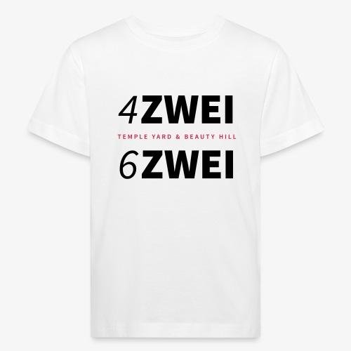 4ZWEI 6ZWEI BERLIN - Kinder Bio-T-Shirt