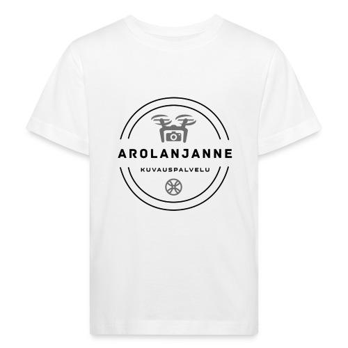Janne Arola - kuva edessä - Lasten luonnonmukainen t-paita