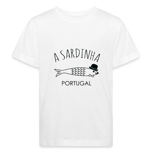 A Sardinha - Portugal - T-shirt bio Enfant
