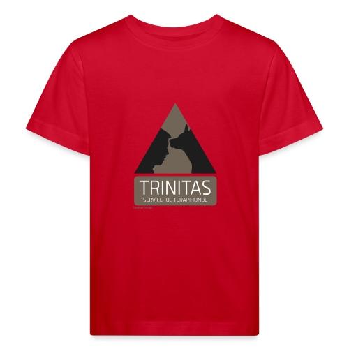 Trinitas Nøglesnor - Organic børne shirt