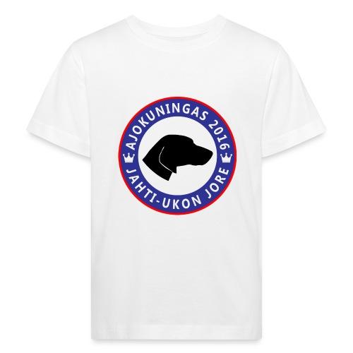 Ajokuningas t-paita - Lasten luonnonmukainen t-paita