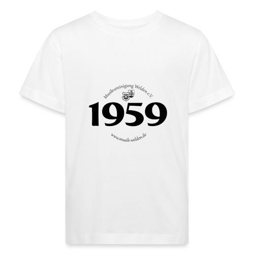 MVW 1959 sw - Kinder Bio-T-Shirt