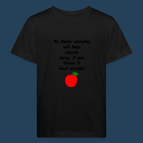 Apple Doctor - Kinder Bio-T-Shirt