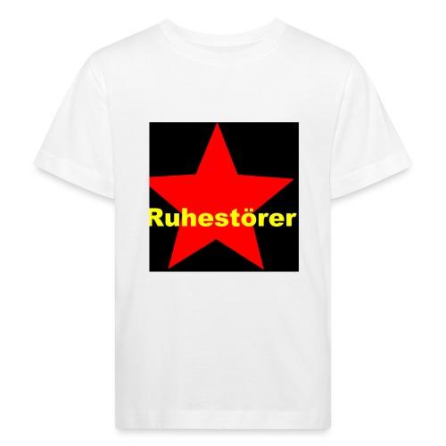Ruhestörer - Kinder Bio-T-Shirt