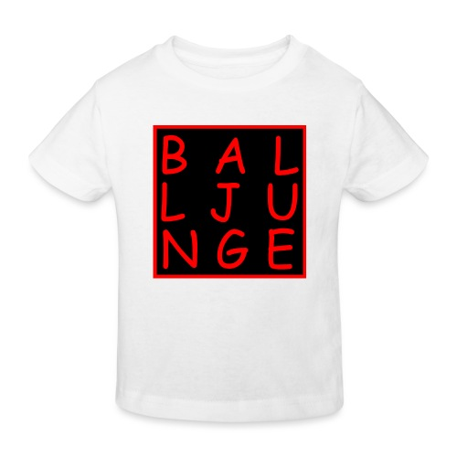 Balljunge - Kinder Bio-T-Shirt