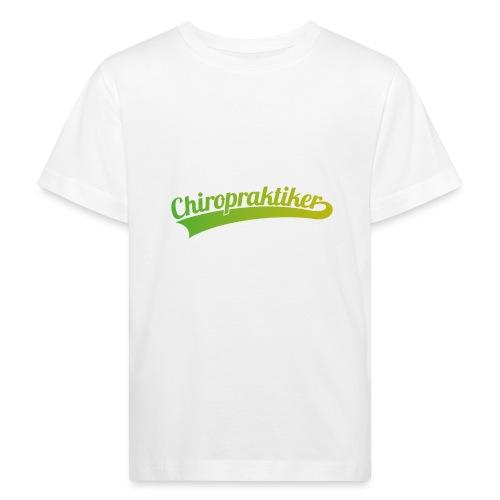Chiropraktiker (DR12) - Kinder Bio-T-Shirt