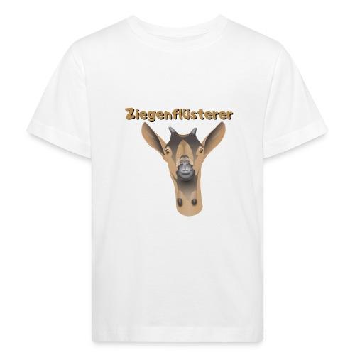 Ziegenflüsterer - Kinder Bio-T-Shirt