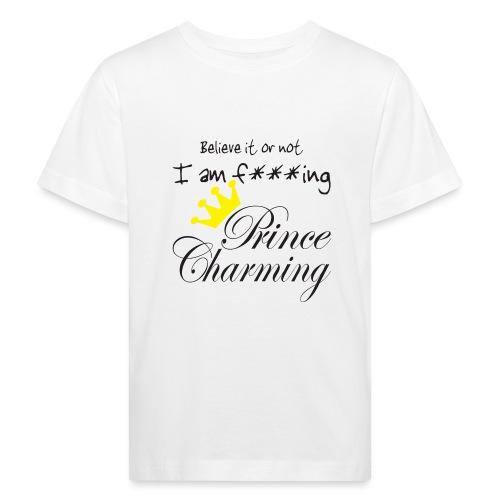 Prince Charming - Kinder Bio-T-Shirt