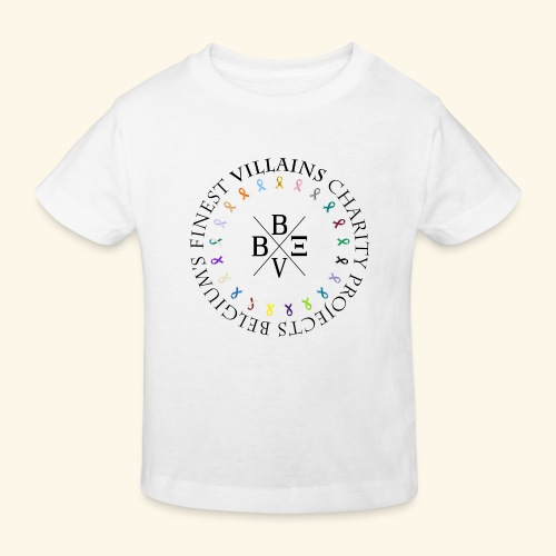 BVBE Charity Projects - Kids' Organic T-Shirt