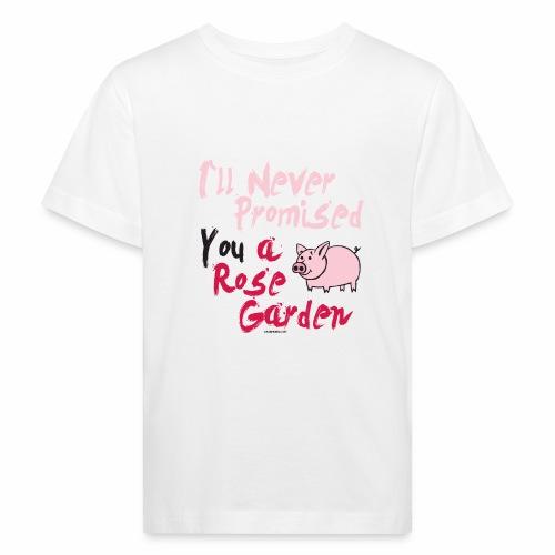 Hauskat Possu paidat, tekstiilit- ja lahjatuotteet - Lasten luonnonmukainen t-paita