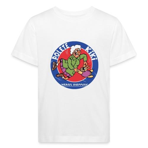 tshirt polete heros dieppois 2 - T-shirt bio Enfant