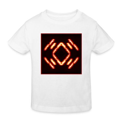 Lichtertanz #2 - Kinder Bio-T-Shirt