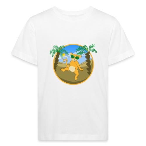 Der Kleine Partylöwe - Kinder Bio-T-Shirt