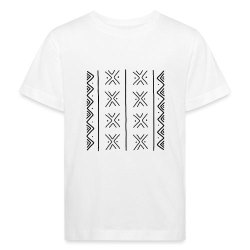 mudcloth-bogolan - T-shirt bio Enfant