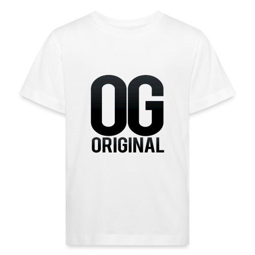 OG as original - Kids' Organic T-Shirt