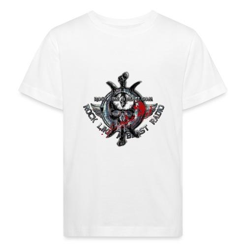 Blood Skull Logo - Ekologisk T-shirt barn