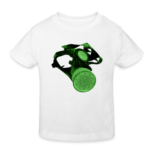 gas shield - Kids' Organic T-Shirt