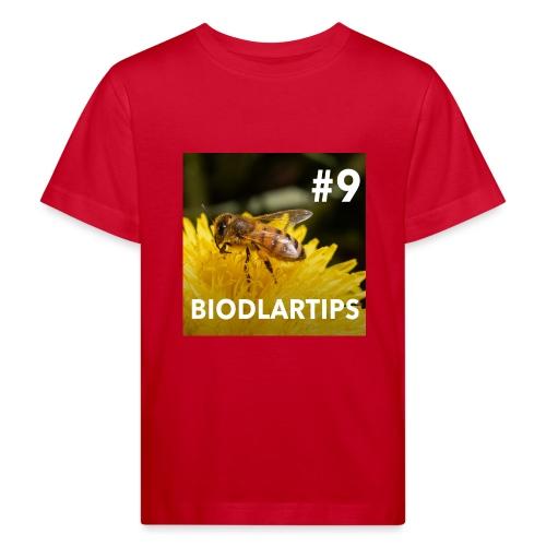 Biodlartips No #9 - Ekologisk T-shirt barn