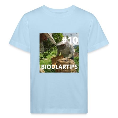 Biodlartips podcast #10 - Ekologisk T-shirt barn