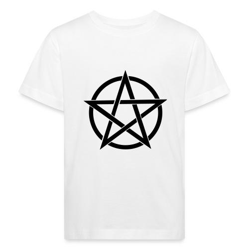 Pentagramme Wicca - T-shirt bio Enfant
