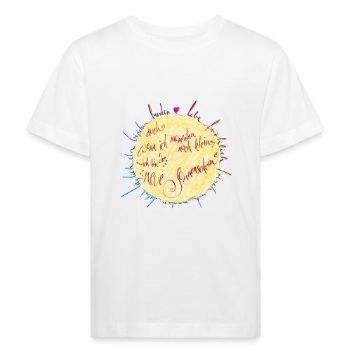 Sonnenschein - Kinder Bio-T-Shirt