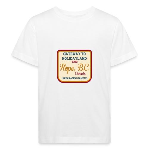 Rambo Hope Holidayland - Ekologiczna koszulka dziecięca